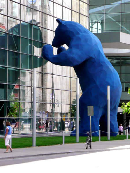 Awesome Giant Sculptures (31 pics)