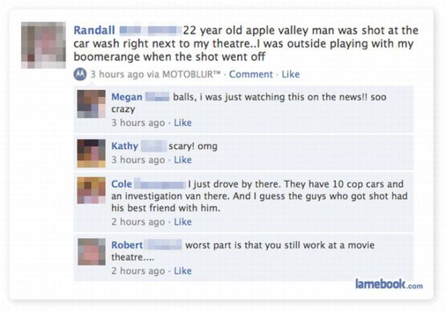 Facebook Funny Moments. Part 2 (62 pics)