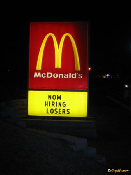 Hilarious Sign Changes (18 pics)