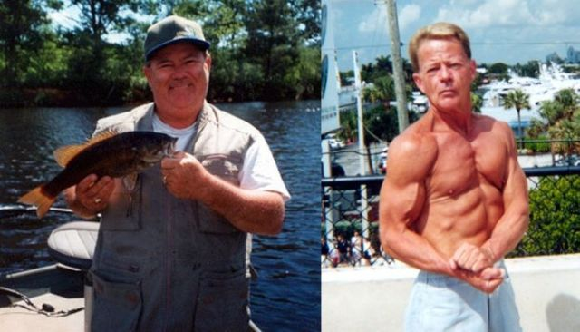 Stunning Body Transformations. How to Do It Right (50 pics)