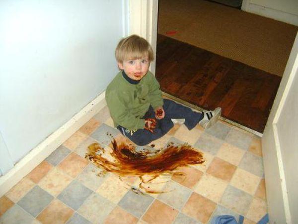 When Kids Have the Last Laugh. Part 2 (28 pics)