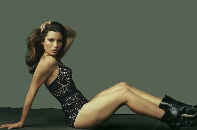 Probably the Hottest Pictures of Jessica Biel (6 pics)
