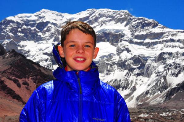 Matt Moniz 50 States Peaks in 50 Days (1 pic)