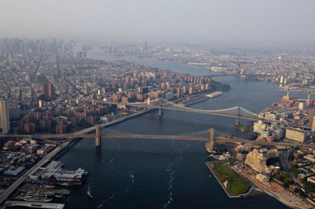 New York City from the Air (66 pics)