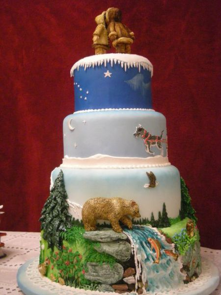 Yummy Cake Artworks (51 pics)