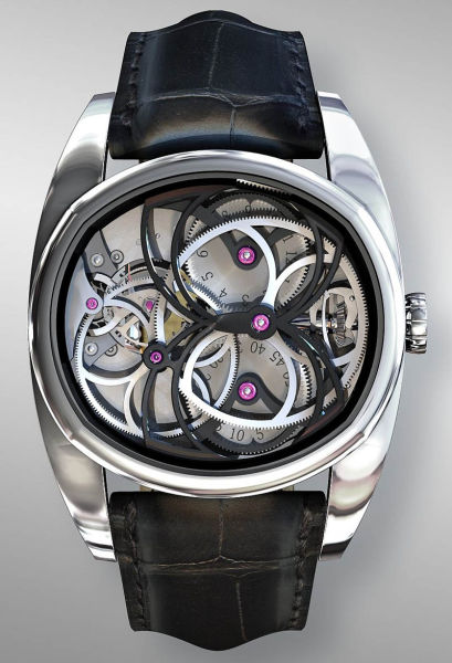 Great Hand Watch Designs (22 pics)