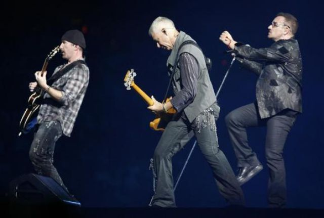 Top-Earning Musical Groups of 2010 (11 pics)