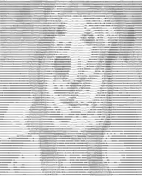 Typewriter and Ascii Art (27 pics)