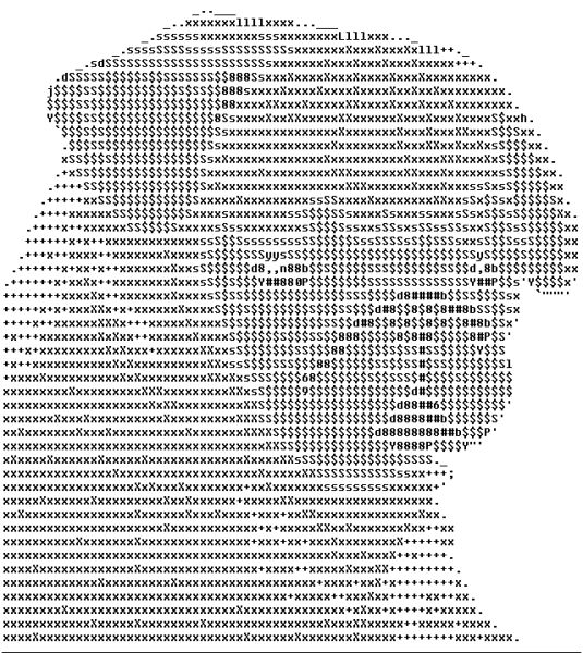 Typewriter and Ascii Art (27 pics)