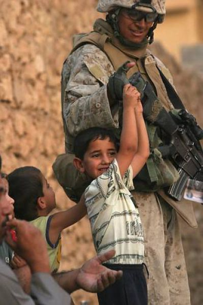Atrocities of American Troops in Iraq (9 pics)