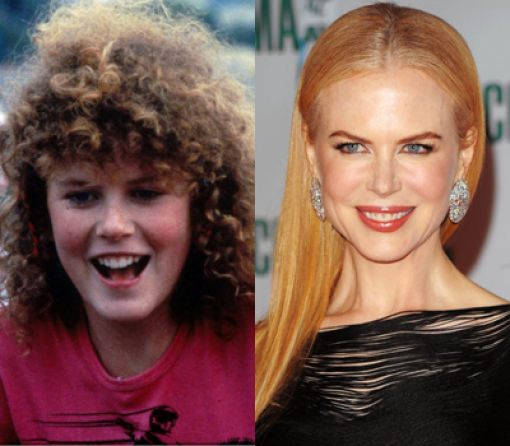 Celebrities : The Way They Were (20 pics)