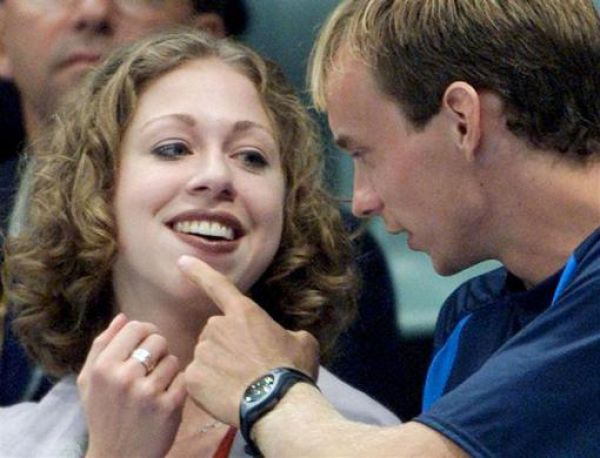 Chelsea Clinton: From Teen into a Young Woman (30 pics)