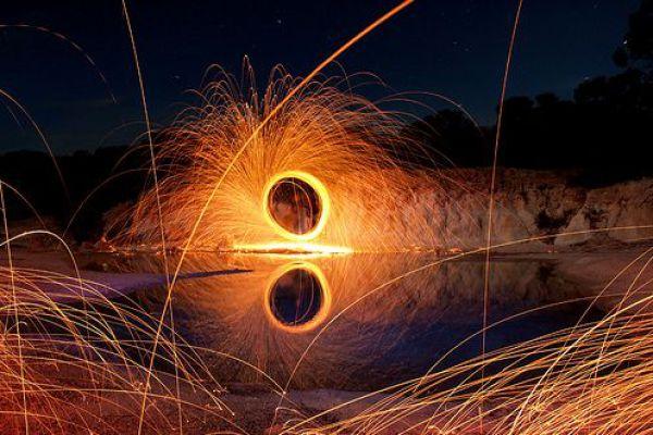 Modern Art: Beautiful Light Compositions (31 pics)