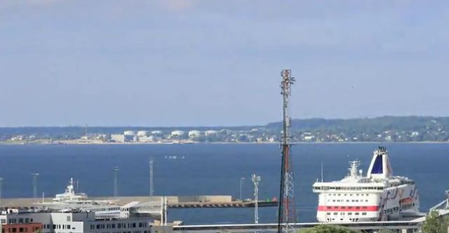 Port of Tallinn (1 pic + 1 video)