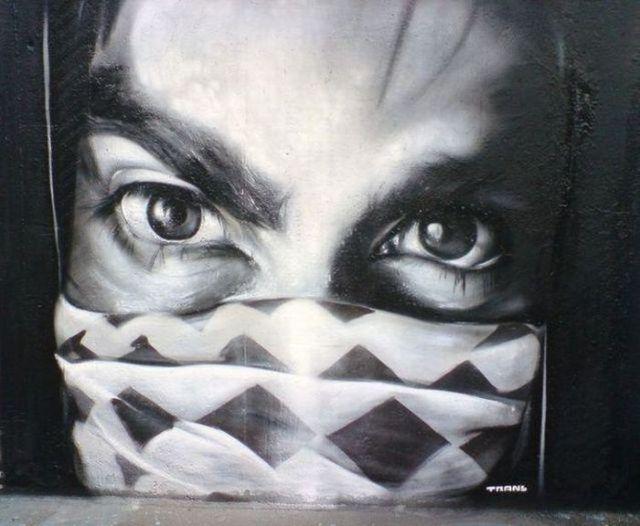 Portraits in Graffiti (58 pics)