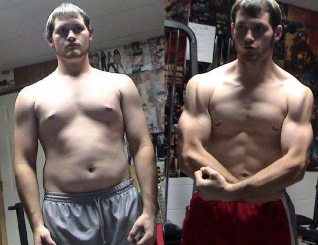 Stunning Body Transformations: How to Do It Right. Part 2 (54 pics)