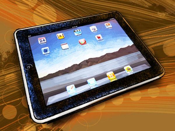 Thrilling iPad Finger Paintings (20 pics)