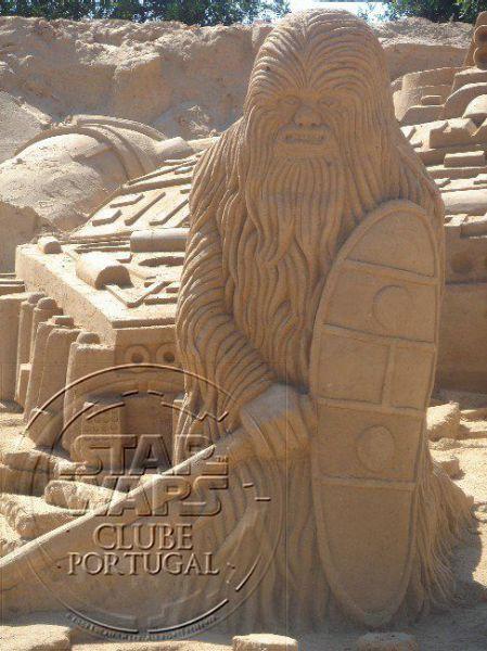 Unbelievable Sand Sculptures (92 pics)