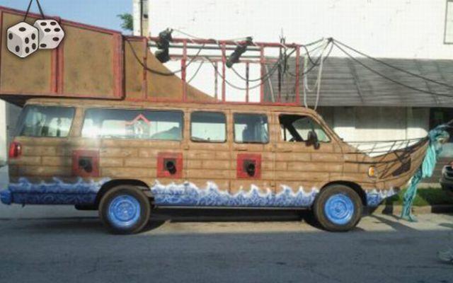 Wonder Wagons. Part 2 (79 pics)