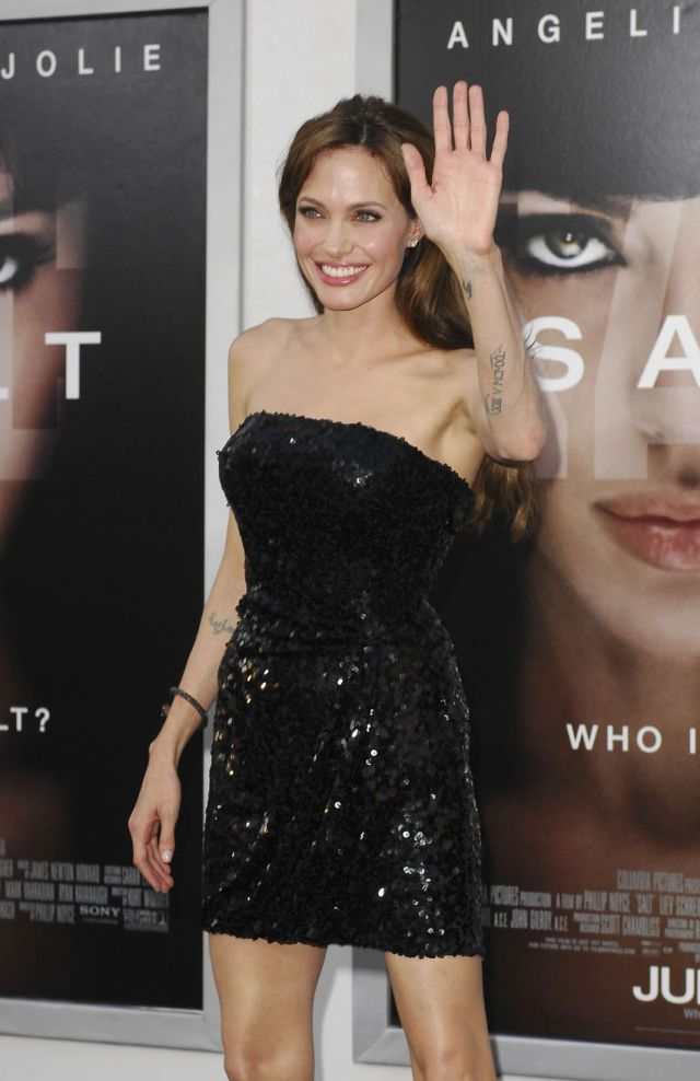 Angelina Jolie Still Got It (12 pics)