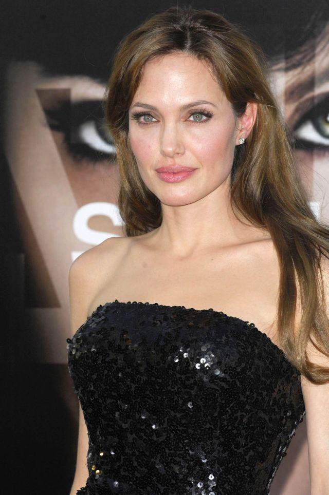 Angelina Jolie Salt Dress
