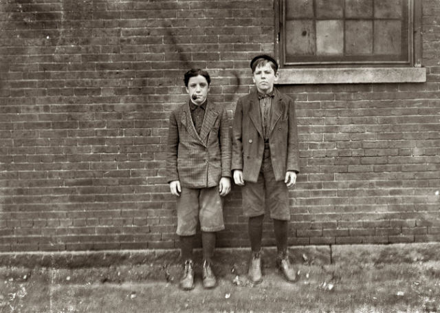 American Children in the Early 20th Century (64 pics)