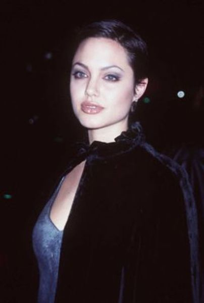 Angelina Jolie – from Baby to 35-Year Old Beautiful Woman (27 pics)