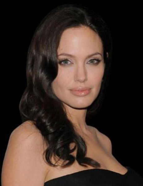Angelina Jolie – from Baby to 35-Year Old Beautiful Woman
