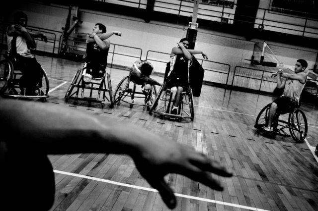 Basketball on the Wheels (22 pics)