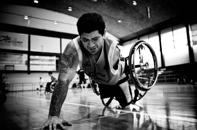 Basketball on the Wheels (22 pics)