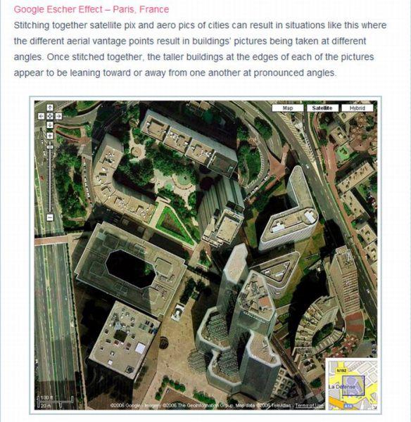 Cool Google Earth Satellite Photos (38 pics)