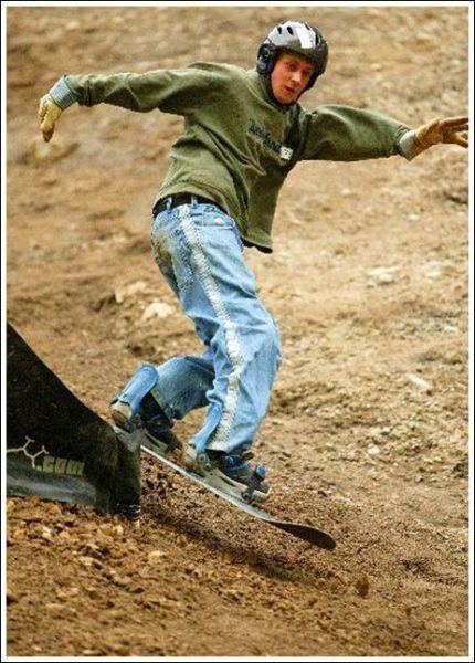 Extreme Rock-boarding (22 pics)