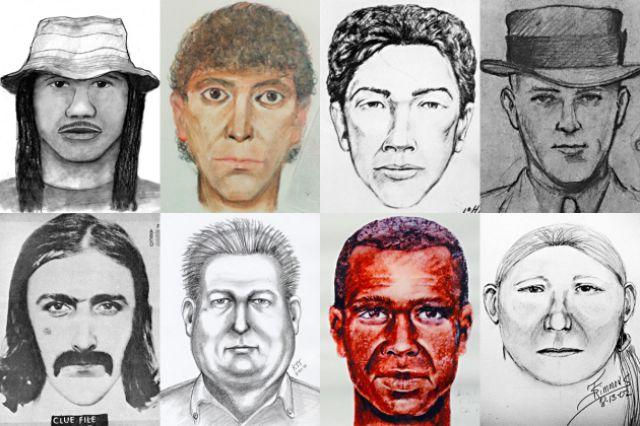 Sketchy Characters (15 pics)