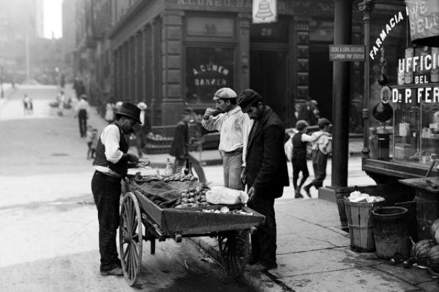 Amazing Historic Pictures of New York City (20 pics)