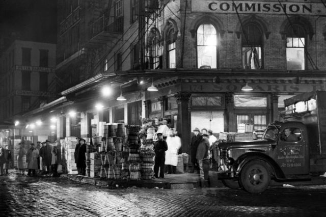 Amazing Historic Pictures of New York City (20 pics)
