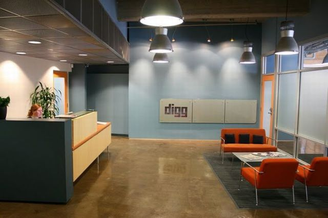 Digg Office Pictures (39 pics)