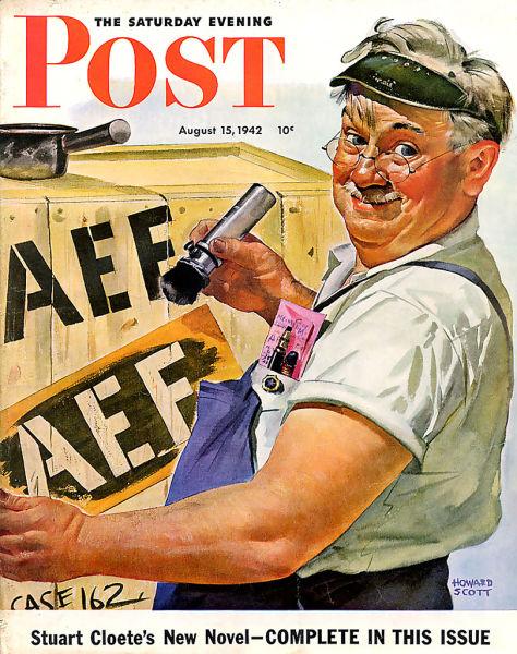 Great Propaganda Posters (45 pics)