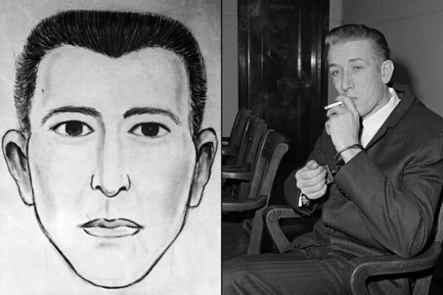 Police Sketches vs. Mugshots (15 pics)