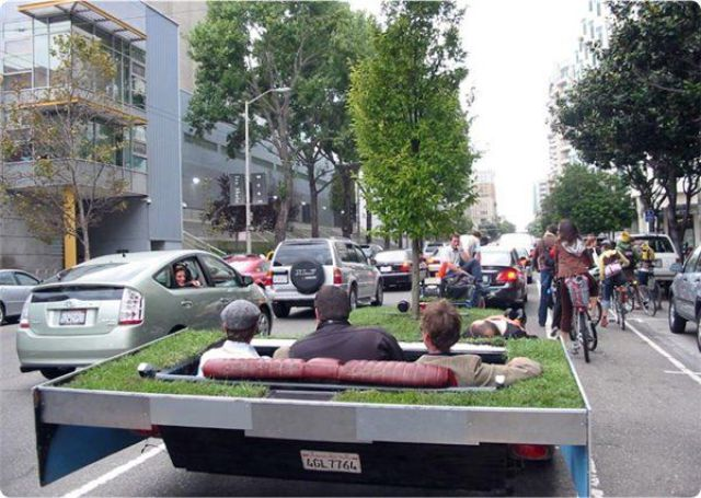 Unusual Types of Transportation (60 pics)