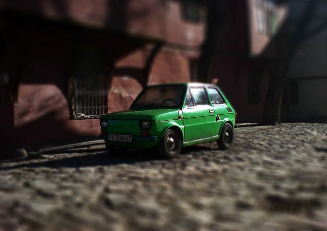 Amazing Tilt Shift Miniatures (52 pics)