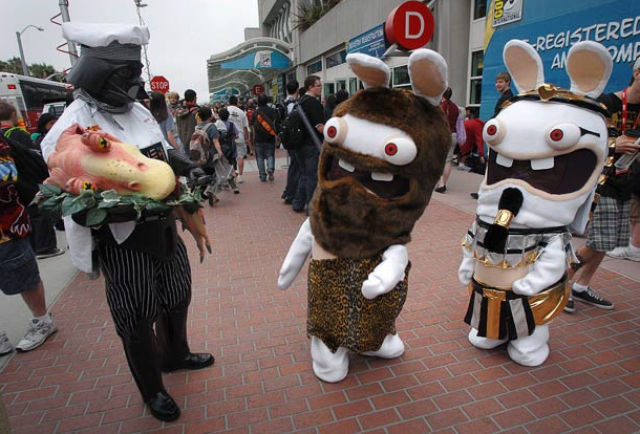 Best Costumes of Comic Con International (31 pics)