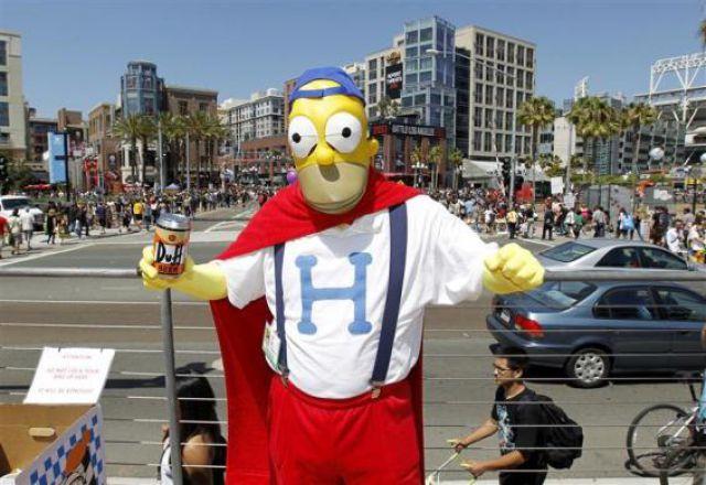 Best Costumes of Comic Con International (31 pics)