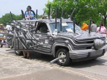 CRASY CARS (1 pic)