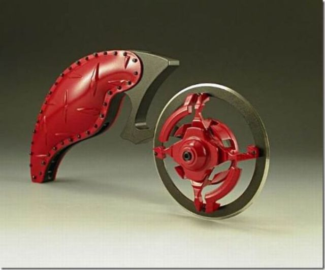 Creative Pizza Cutters (9 pics)