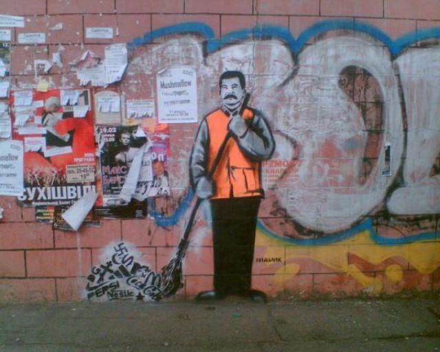 Ukrainian Banksy (20 pics)