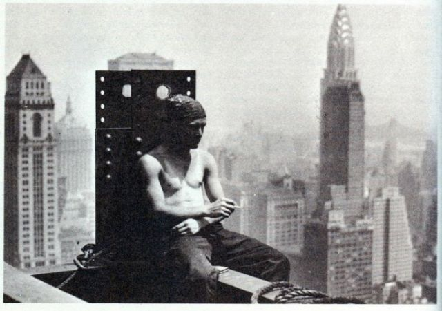 Astonishing Photos of the Empire State Building Under Construction (64 pics)