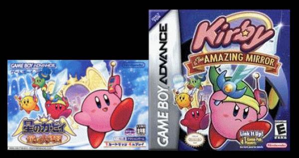 Kirby Hates Crossing Oceans (5 pics)