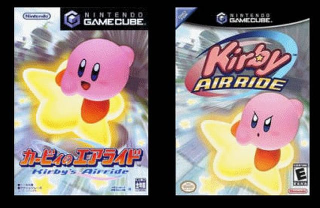 Kirby Hates Crossing Oceans (5 pics)