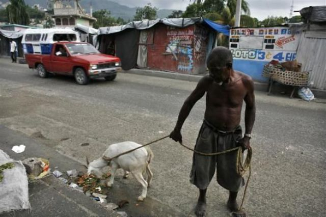 A Tent Road in Haiti (14 pics)