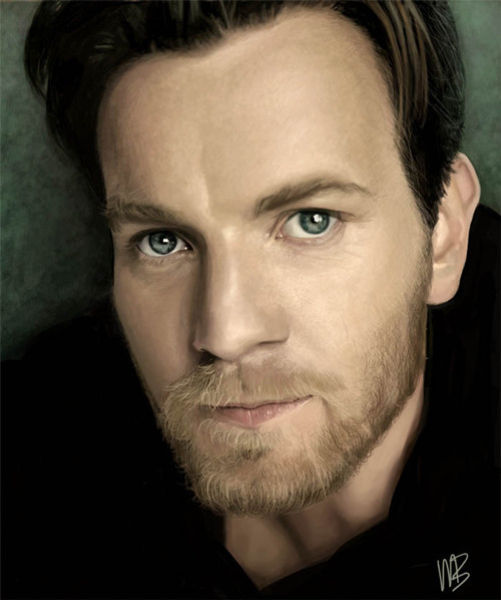 Impressive Digital Portraits of Handsome Men (30 pics)